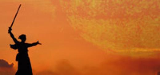 Аномальная жара в Волгограде в 2010 году