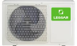 Внешний блок сплит-системы Lessar серии Rational+ и Cool+