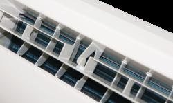 Лопасти внутреннего блока напольно-потолочной сплит-системы Ballu
