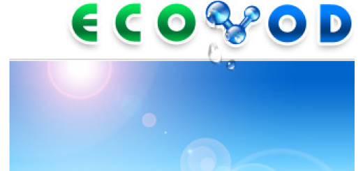 Эковод логотип