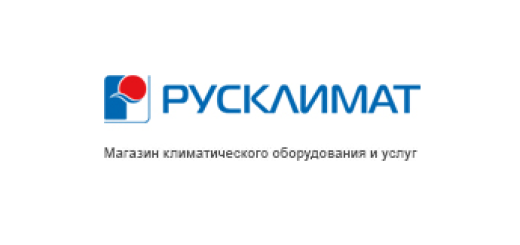 Логотип Русклимат Волгоград