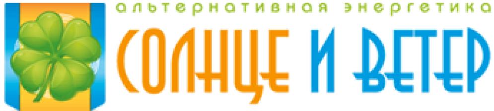 "Логотип Компании ""Солнце и ветер"""""