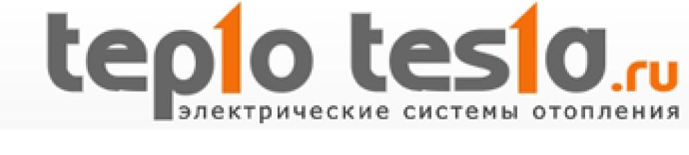 Логотип Тепло-Тесла